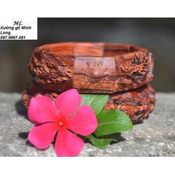 vòng tay gỗ khắc hình 12 con giáp- hình rồng- chữ phúc lộc thọ