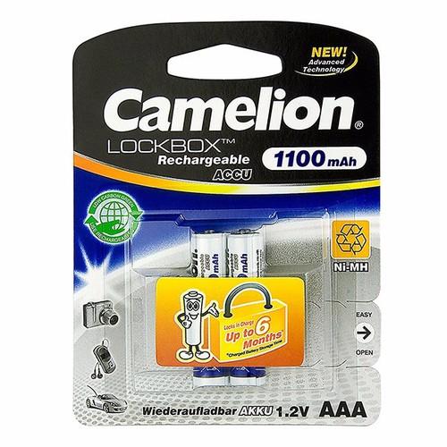 Pin sạc Camelion AAA 1100mAh