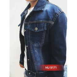 Aó khoác jeans nữ nu9171