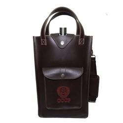 Bình đựng inox CCCP bao da 5 lít bao gồm cả túi đựng bình shopaha247