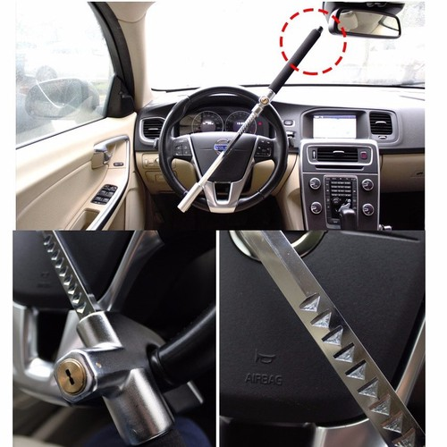 Khóa chống trộm vô lăng xe ô tô 1201 shopaha247