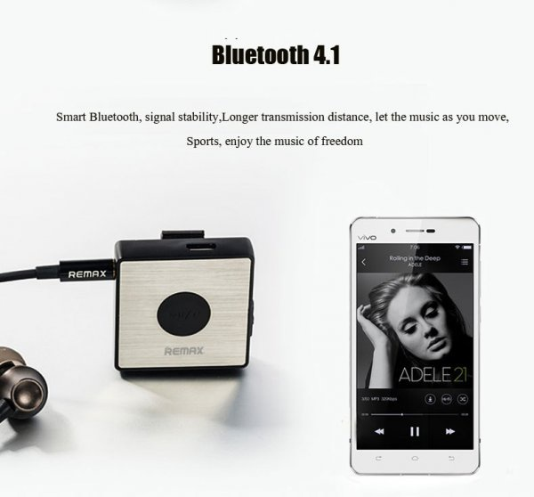 Tai Nghe Bluetooth Remax RB-S3 6