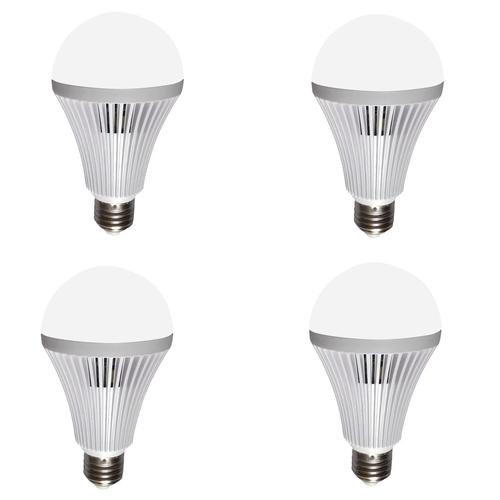 Bộ 4 bóng đèn Led Bulb tích điện thông minh SmartCharge 12W