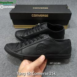 Giày Conver da Việt Nam xuất khẩu