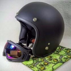 2 Combo mũ bảo hiểm 3 phần 4