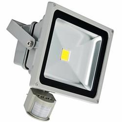 Đèn pha LED cảm ứng chống trộm Rinos RNAT506000 50W