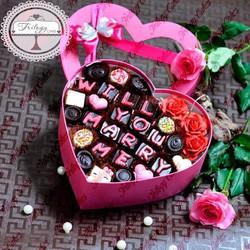 Chocolate Valentine Trilogy