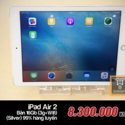 iPad Air 2 Siver 16GB