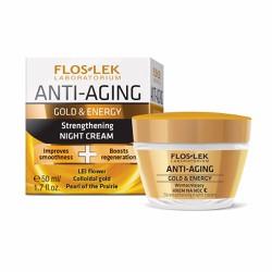 Kem chống lão hóa và tăng cường dưỡng da ban đêm Floslek 50 ml