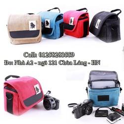 Túi máy ảnh Mirrorless