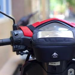 Túi treo đầu xe máy, Túi treo ghi đông xe máy K-1605