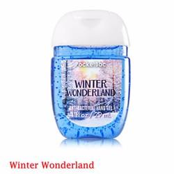 Gel Rửa Tay Khô USA Bath And Bodyworks Winter Wonderland 29ml