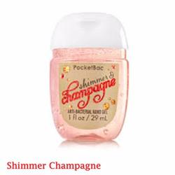 Gel Rửa Tay Khô USA Bath And Bodyworks Shimmer Champagne 29ml
