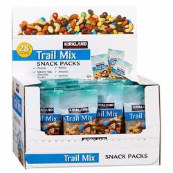 Hạt hỗn hợp Kirkland Trail Mix, 28goix57g