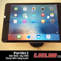 iPad mini 2 gray 16gb