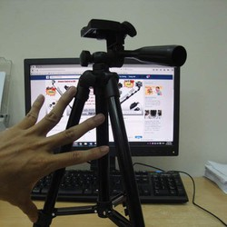 Chân máy ảnh, Điện thoại - Tripod ET3110A