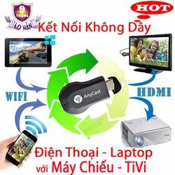 HDMI KẾT NỐI KHÔNG DÂY ANYCAST ĐIỆN THOẠI với TiVi