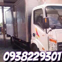 Xe tải Veam-Hyundai VT260 1,99 tấn trả góp giá rẻ