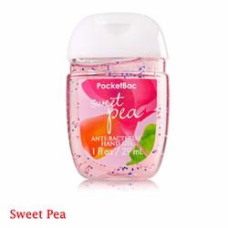 Gel Rửa Tay Khô USA Bath And Bodyworks Sweet Pea 29ml