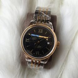 Đồng hồ nam mặt đen sang trọng 19960
