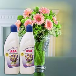 Combo 2 chai Dung dịch giúp hoa tươi lâu