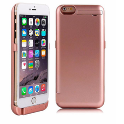 Ốp Lưng Kiêm Pin Sạc Dự Phòng iPhone 6 plus và iphone 7 plus - 10000mA