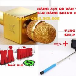 Micro karaoke Kèm Loa Bluetooth chính hãng