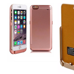 Ốp Lưng Kiêm Pin Sạc Dự Phòng iPhone 6 plus và iphone 7 Plus 10000mA