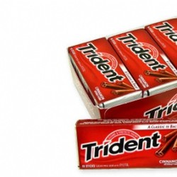 Kẹo cao su Trident Mỹ