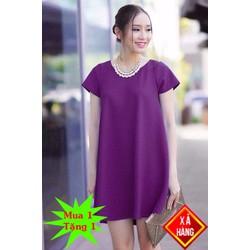 Đầm oversize xinh xắn