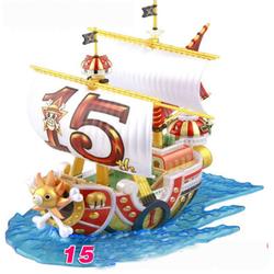 Mô hình thuyền Thousand Sunny 15th one piece