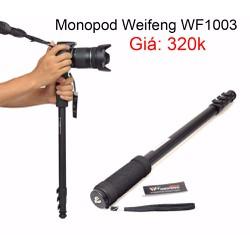 Tripod Monopod Weifeng WT-1003