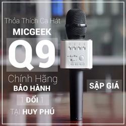Micro kiêm loa bluetooth Q9