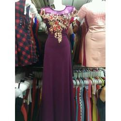Đầm dạ hội trẻ trung HD11117
