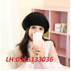 Nón Len Lông Cao Cấp W3TV-2