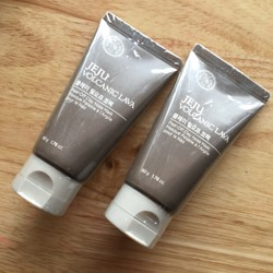 Lột Mụn  Jeju Volcanic Lava Clay Nose  Mask