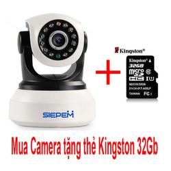 Camera IP Wi-Fi Siepem 6203y - Siepem 6203y