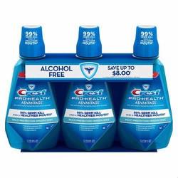 Nước súc miệng Crest Pro-health Advance Multi-Protection, 1L
