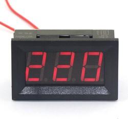 Đồng hồ đo AC 30-500V - Red