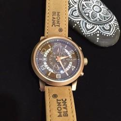 Đồng hồ nam cao cấp dây da MB PI78948 G1189