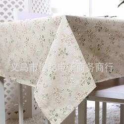 Khăn trải bàn cành hoa BINBIN KB01