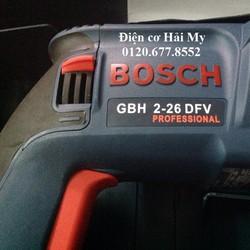 Máy khoan bêtông Bosch loại 2