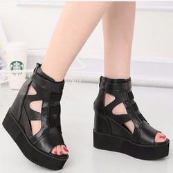 Giày Sandal Đế Bánh Mì S043
