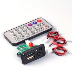 Mạch MP3 - remote  hồng ngoại