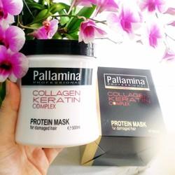Hấp dầu dưỡng tóc cao cấp PALLAMINA 500ml