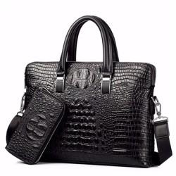 Túi xách latop văn phòng có ví cầm tay chất liệu siêu xịn - 303