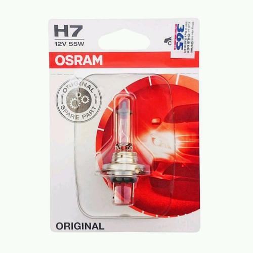 Bóng đèn Osram H7 Standard 12V - 4143548 , 4798379 , 15_4798379 , 180000 , Bong-den-Osram-H7-Standard-12V-15_4798379 , sendo.vn , Bóng đèn Osram H7 Standard 12V