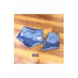 quần jean short size S, M, L - A28663