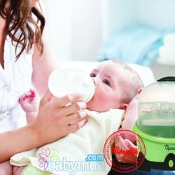 Máy tiệt trùng bình sữa