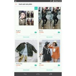 quần áo gia rẻ